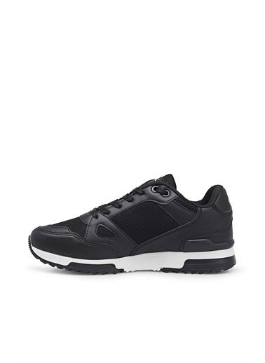 Slazenger Kadın Moon Sneakers SA11LK079 Siyah